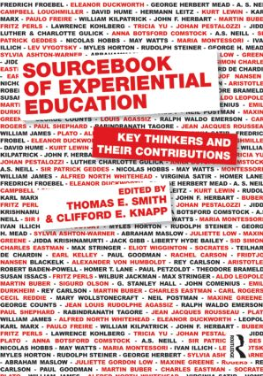 Sourcebook of Experiential Education: Key Thinkers and Their Contributions (Paperback) book cover