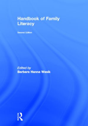 Handbook of Family Literacy: 2nd Edition (Hardback) book cover