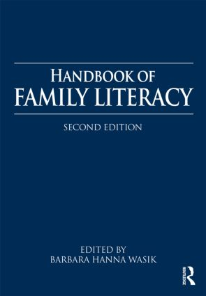 Handbook of Family Literacy: 2nd Edition (Paperback) book cover