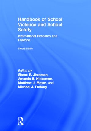Handbook of School Violence and School Safety: International Research and Practice, 2nd Edition (Hardback) book cover