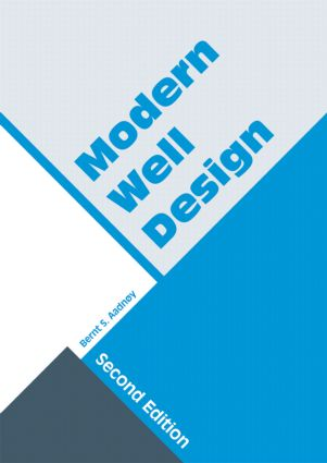 Modern Well Design: Second Edition, 2nd Edition (Hardback) book cover
