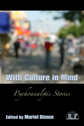 With Culture in Mind: Psychoanalytic Stories (Paperback) book cover