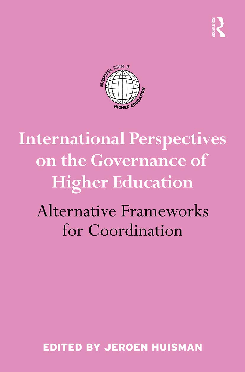 International Perspectives on the Governance of Higher Education: Alternative Frameworks for Coordination book cover