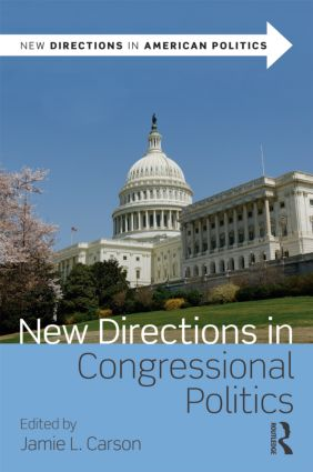 New Directions in Congressional Politics (Paperback) book cover