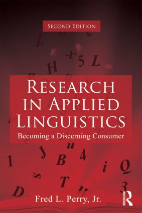 Research in Applied Linguistics: Becoming a Discerning Consumer, 2nd Edition (Paperback) book cover