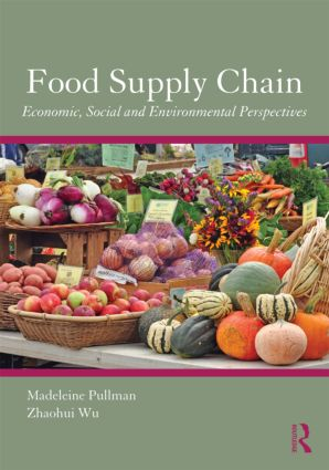 Food Supply Chain Management: Economic, Social and Environmental Perspectives (Paperback) book cover