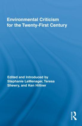Environmental Criticism for the Twenty-First Century (Hardback) book cover