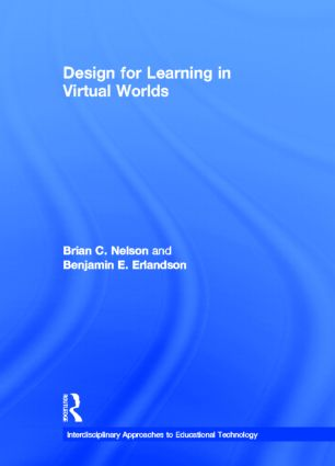 Design for Learning in Virtual Worlds book cover