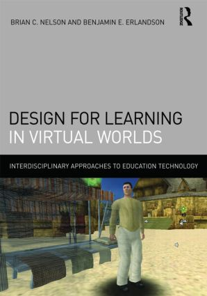 Design for Learning in Virtual Worlds (Paperback) book cover