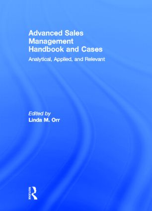 Introduction to Sales Management What Is Sales Management and How Does It Relate to Other
