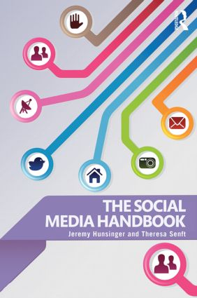 The Social Media Handbook (Hardback) book cover