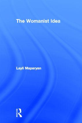 The Womanist Idea book cover
