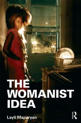 The Womanist Idea (Paperback) book cover