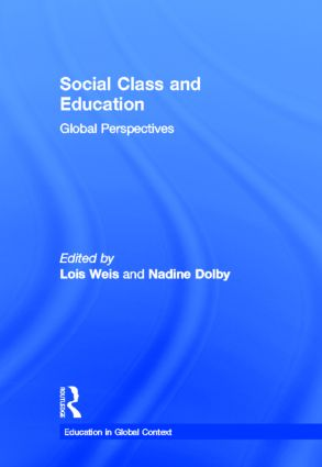 Social Class and Education: Global Perspectives book cover