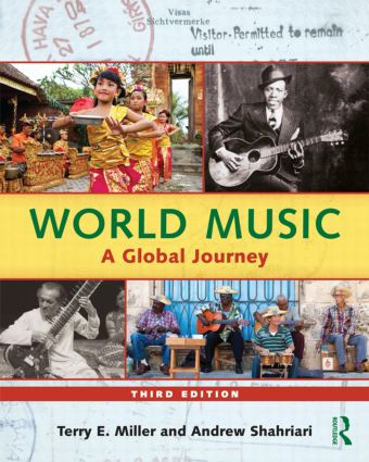 World Music: A Global Journey - Hardback & CD Set Value Pack, 3rd Edition (Pack - Book and CD) book cover