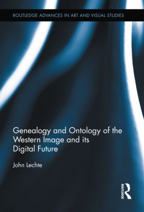 Genealogy and Ontology of the Western Image and its Digital Future (Hardback) book cover