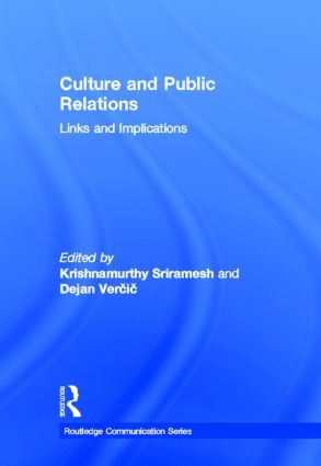 Culture and Public Relations book cover