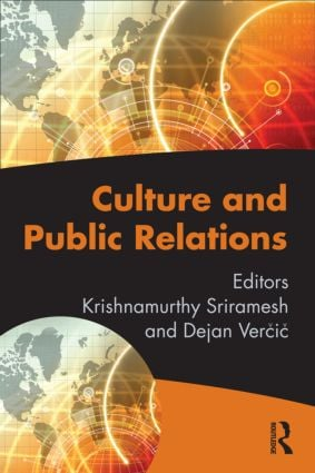 Culture and Public Relations (Paperback) book cover