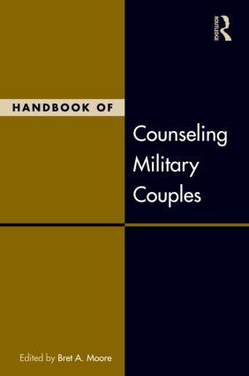 Handbook of Counseling Military Couples: 1st Edition (Hardback) book cover