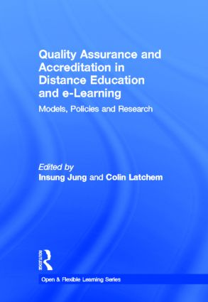 Quality Assurance Policies and Guidelines for Distance Education in Australia and New Zealand