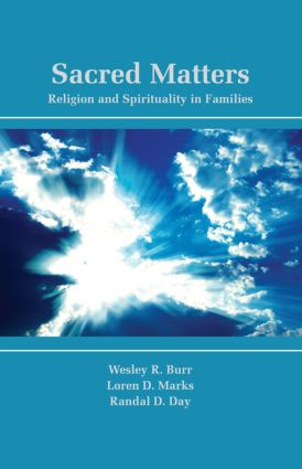 Sacred Matters: Religion and Spirituality in Families book cover