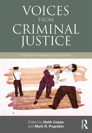 Voices from Criminal Justice: Thinking and Reflecting on the System book cover