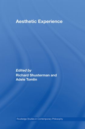 Aesthetic Experience (Paperback) book cover