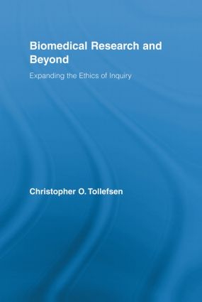 Biomedical Research and Beyond: Expanding the Ethics of Inquiry (Paperback) book cover