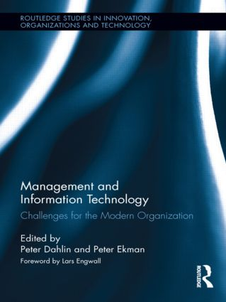 Management and Information Technology: Challenges for the Modern Organization (Hardback) book cover