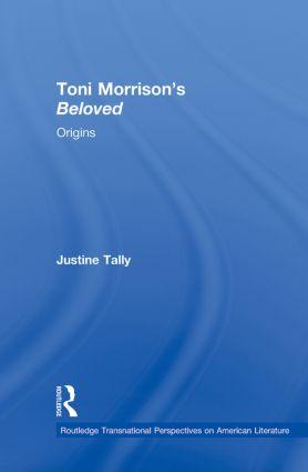 Toni Morrison's 'Beloved': Origins book cover