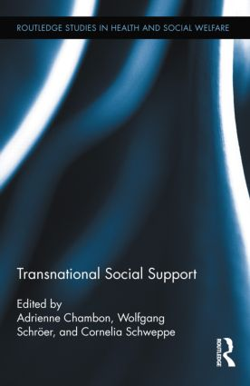 Transnational Social Support (Hardback) book cover