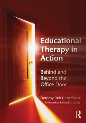 Educational Therapy in Action: Behind and Beyond the Office Door (Paperback) book cover