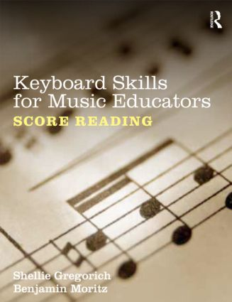 Keyboard Skills for Music Educators: Score Reading (Paperback) book cover