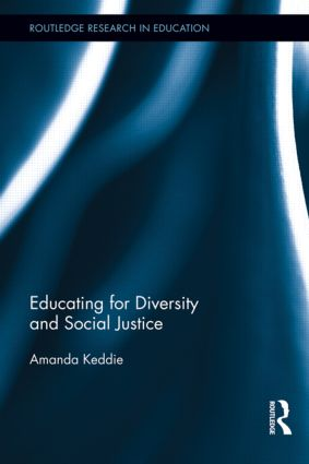 Educating for Diversity and Social Justice (Hardback) book cover