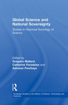 Global Science and National Sovereignty (Paperback) book cover