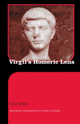 Virgil's Homeric Lens (Hardback) book cover