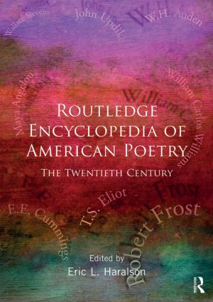 Encyclopedia of American Poetry: The Twentieth Century: 1st Edition (Paperback) book cover