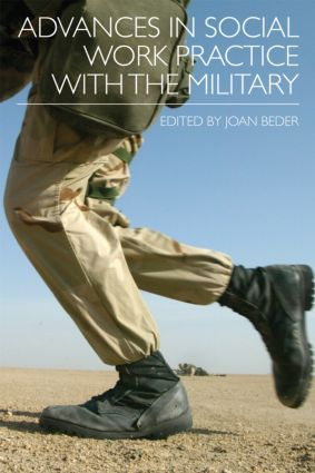 Advances in Social Work Practice with the Military (Paperback) book cover