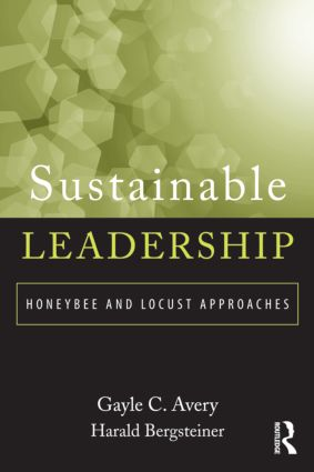 Sustainable Leadership: Honeybee and Locust Approaches (Paperback) book cover