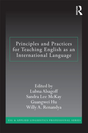 Principles and Practices for Teaching English as an International Language (Paperback) book cover