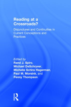 Reading at a Crossroads?: Disjunctures and Continuities in Current Conceptions and Practices, 1st Edition (Hardback) book cover