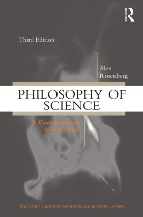 Philosophy of Science: A Contemporary Introduction, 3rd Edition (Paperback) book cover