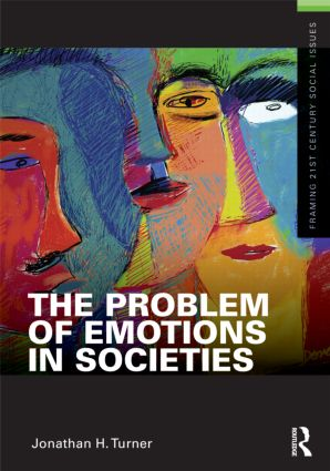 The Problem of Emotions in Societies (Paperback) book cover