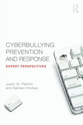 Cyberbullying Prevention and Response: Expert Perspectives (Paperback) book cover