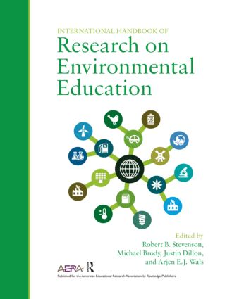 International Handbook of Research on Environmental Education book cover