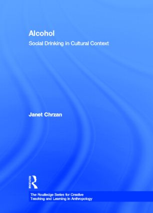 Alcohol: Social Drinking in Cultural Context book cover