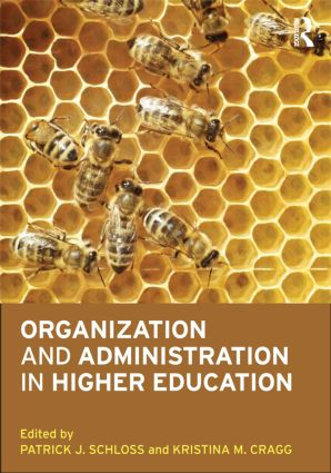 Organization and Administration in Higher Education (Paperback) book cover