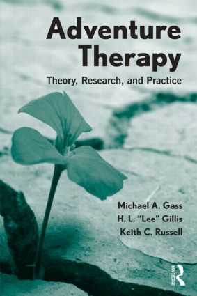 Adventure Therapy: Theory, Research, and Practice (Paperback) book cover