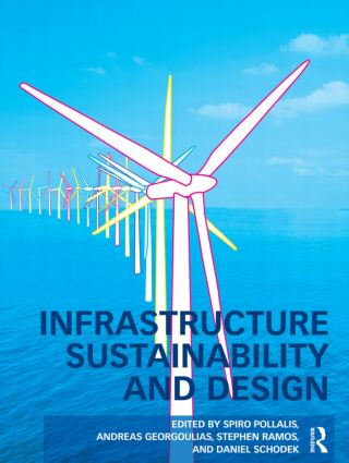 Infrastructure Sustainability and Design book cover