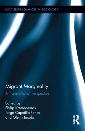 Migrant Marginality: A Transnational Perspective (Hardback) book cover
